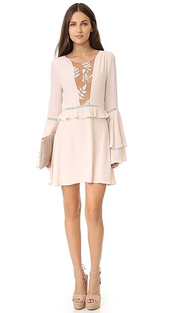 For Love & Lemons Emelia Dress