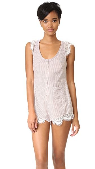 For Love & Lemons Emmy Romper