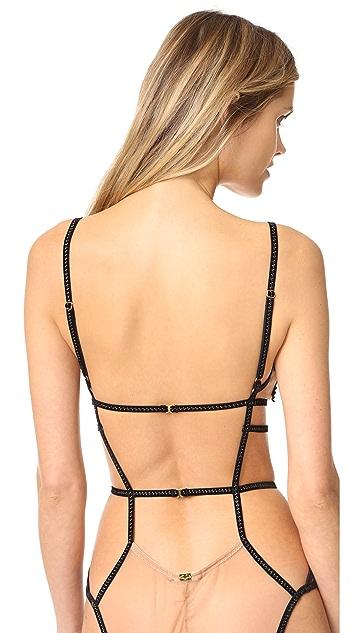 For Love & Lemons Rylee Rose Bondage Bodysuit