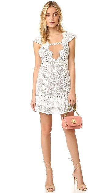 For Love & Lemons Emerie Dress