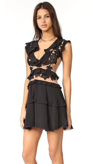 For Love & Lemons Laney Lou Dress