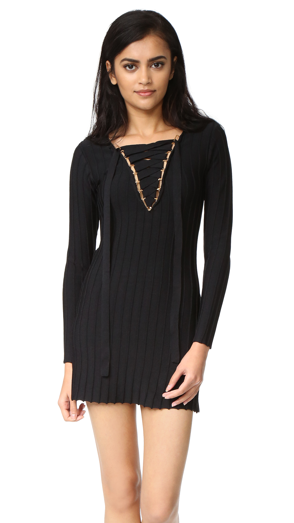 Letra the hollies long cool woman in a black dress traducida