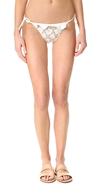 For Love & Lemons Corsica Lacey Ruffle Bottoms