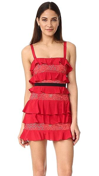For Love & Lemons Chianti Tank Dress