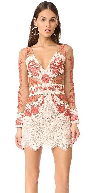For Love & Lemons Matador Tulle Dress