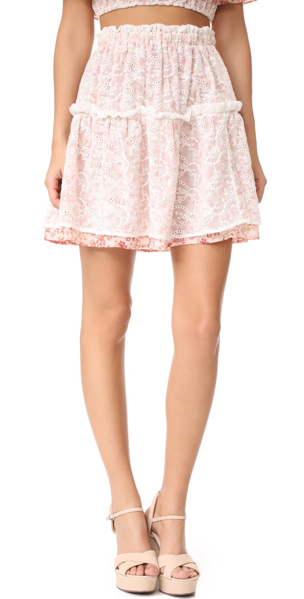 Sweet Disposition Skirt For Love  Lemons