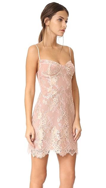 For Love & Lemons Bumble Bustier Dress