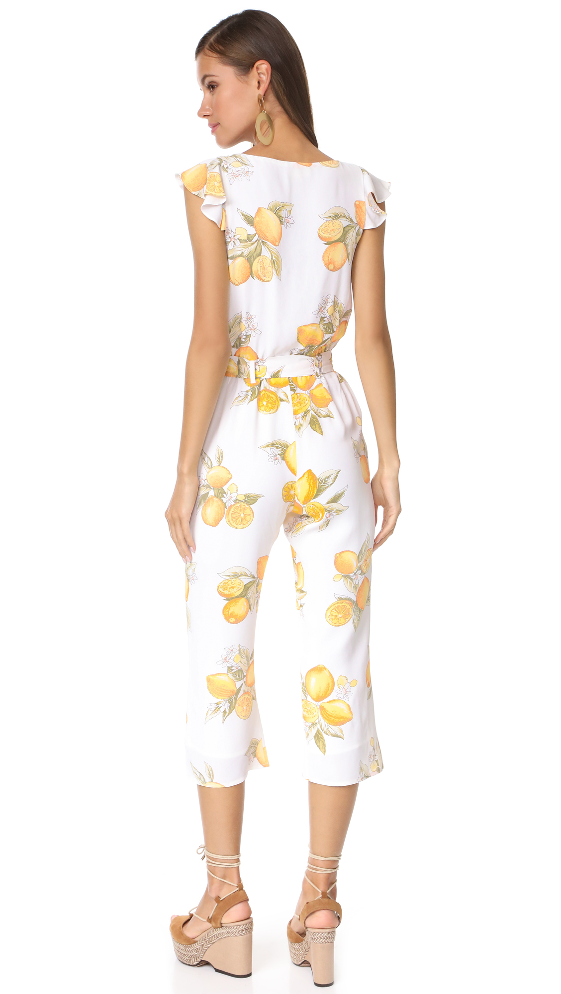 For Love Lemons Limonada Jumpsuit Shopbop