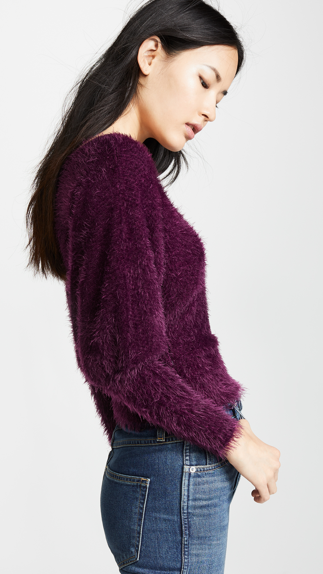 For Love Lemons Lou Slouchy Sweater Shopbop