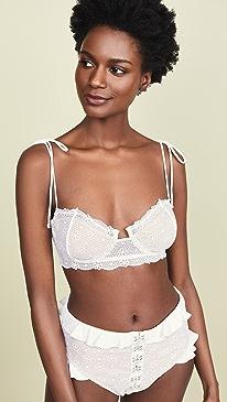 217cc71d6fb For Love & Lemons. Elle Underwire Bikini Top