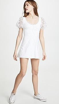 c1da199a2490 For Love   Lemons. Felix Mini Dress