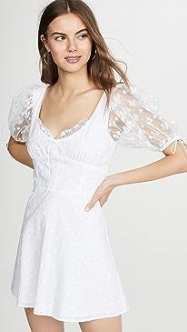 0cb6033a16e5 For Love & Lemons. Felix Mini Dress