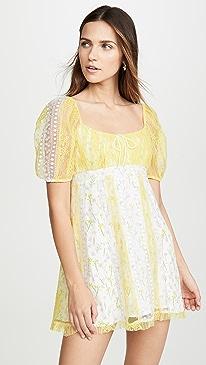 e3f6ba29c6d For Love   Lemons. Limoncella Mini Dress