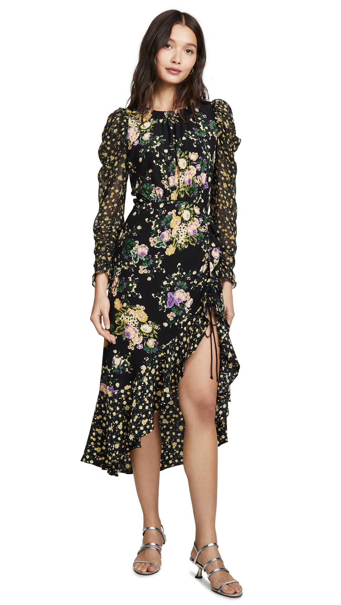 Buy For Love & Lemons online - photo of For Love & Lemons Ross Midi Dress