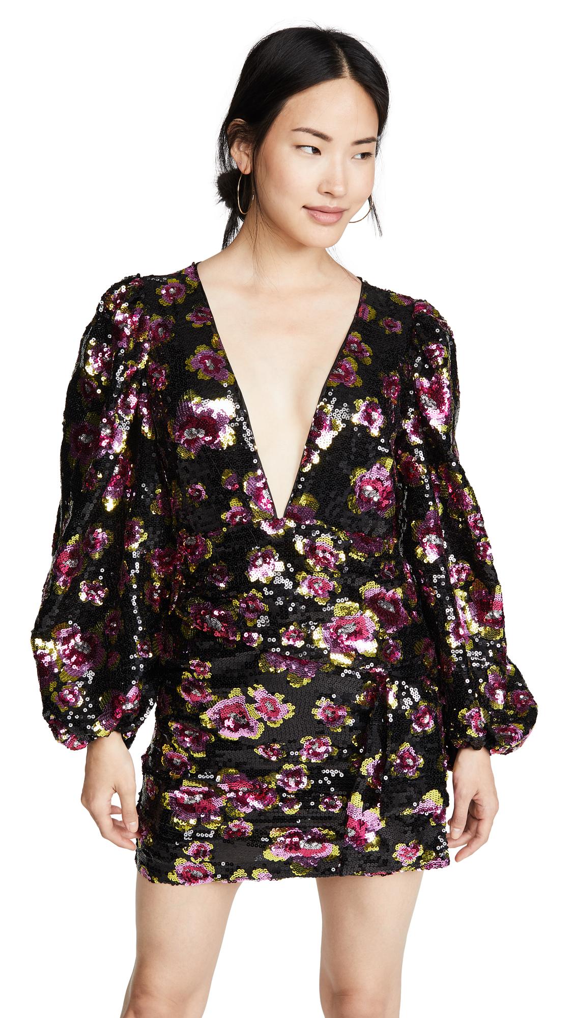 Buy For Love & Lemons online - photo of For Love & Lemons Morrison Mini Dress