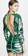 For Love & Lemons Marais Sequin Mini Dress