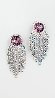 For Love & Lemons Amelie Clip On Earrings