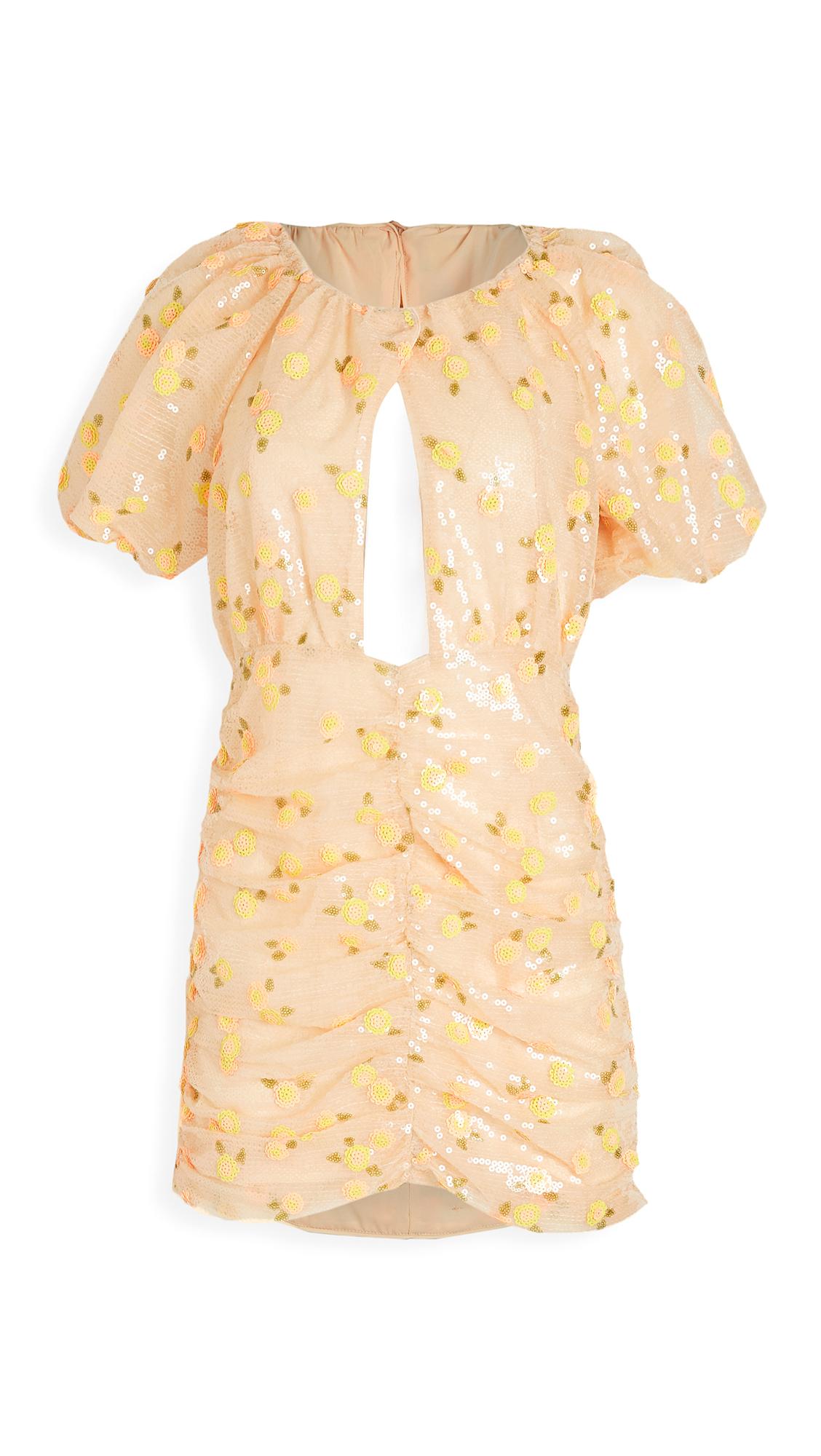 For Love & Lemons Ryder Sequin Mini Dress - 30% Off Sale