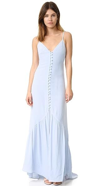 Flynn Skye Unbutton Me Maxi Dress