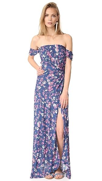Flynn Skye Bella Maxi Dress - Sunset Impression