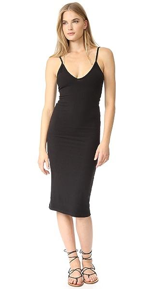 Flynn Skye Stella Slip Dress - Black