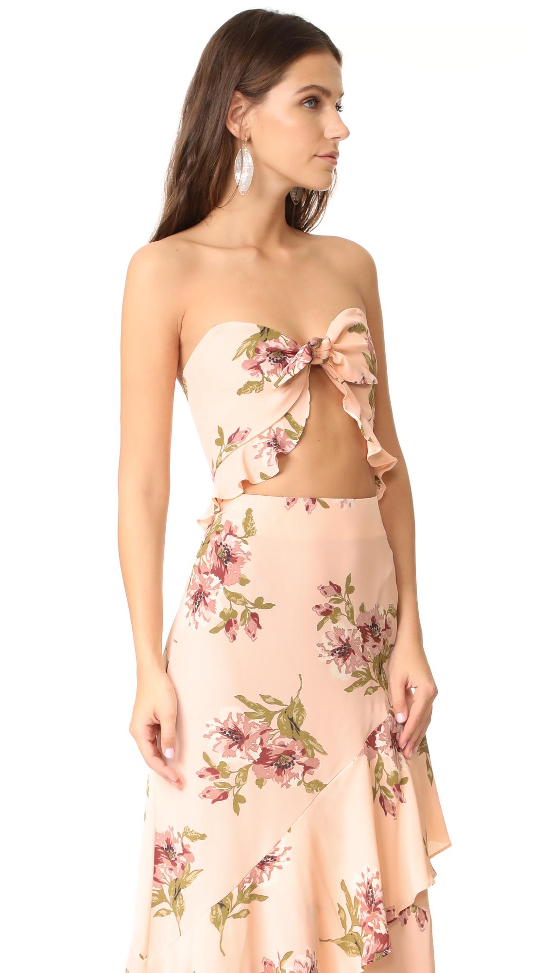 df9cee50aa9 Flynn Skye Michelle Maxi Dress