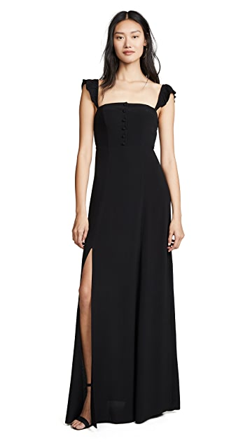 Photo of  Flynn Skye Bardot Maxi Dress - shop Flynn Skye dresses online sales