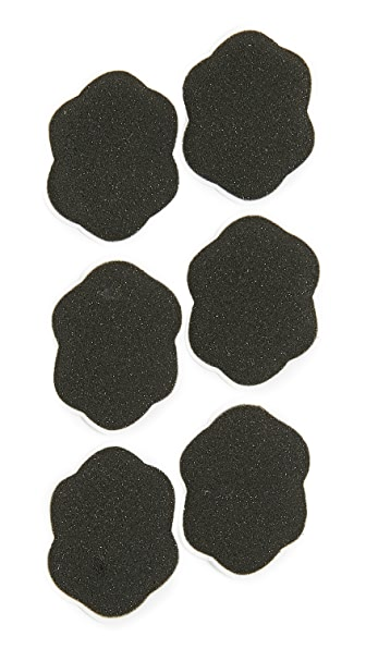 Foot Petals Pressure Pointz In Black