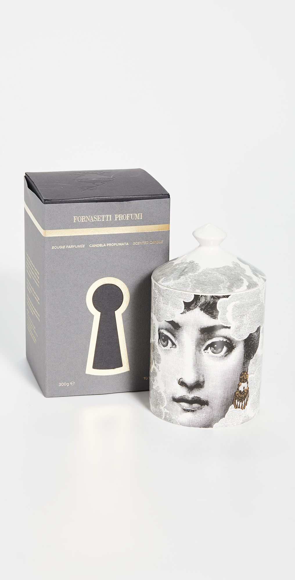 Fornasetti Fornasetti Scented Nuvola Candle Shopbop