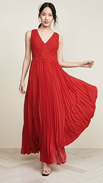 Fame And Partners Tops MULTI STRAP PLEATED GOWN
