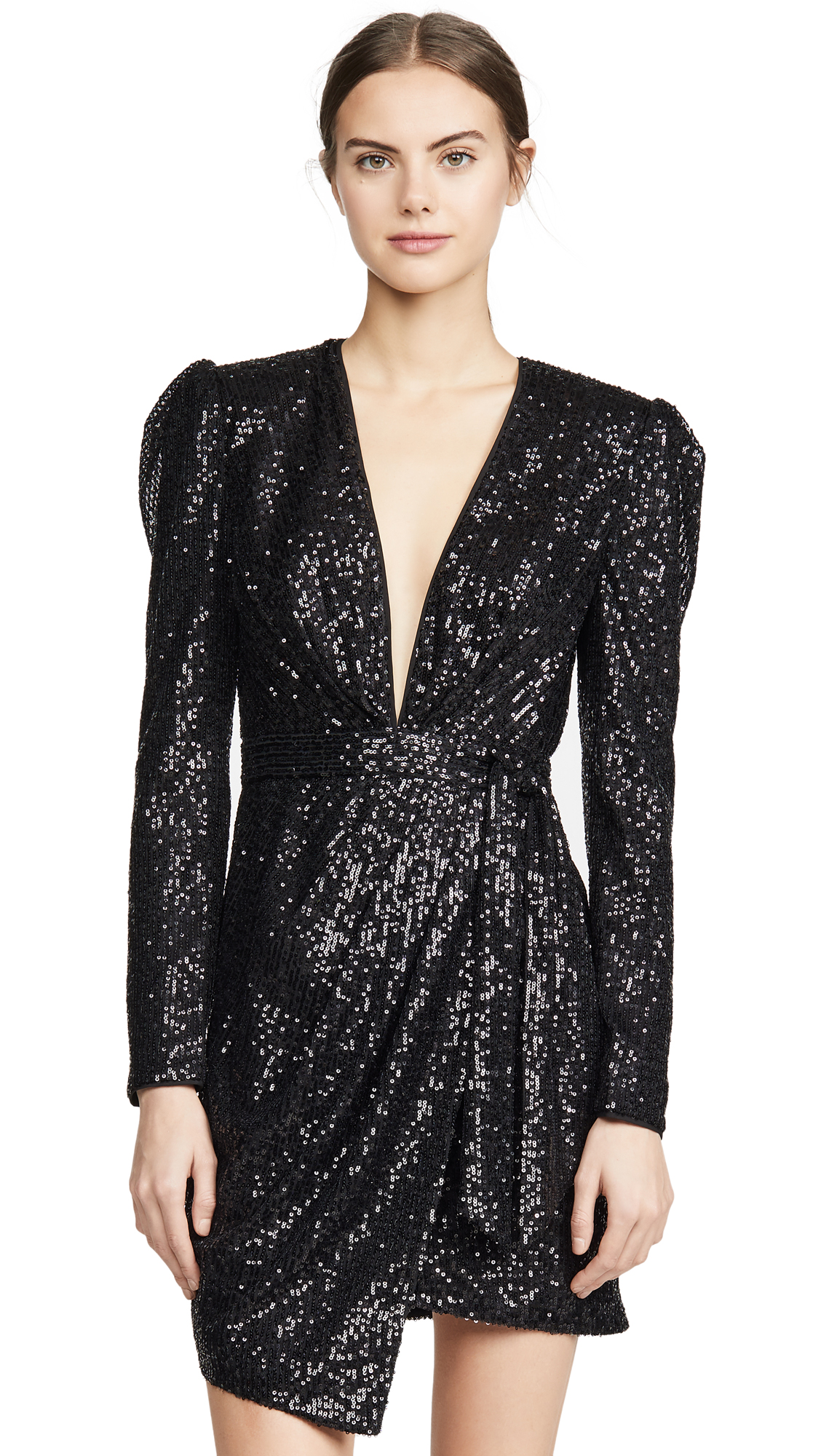 Buy Fame and Partners online - photo of Fame and Partners The Mana Sequin Dress