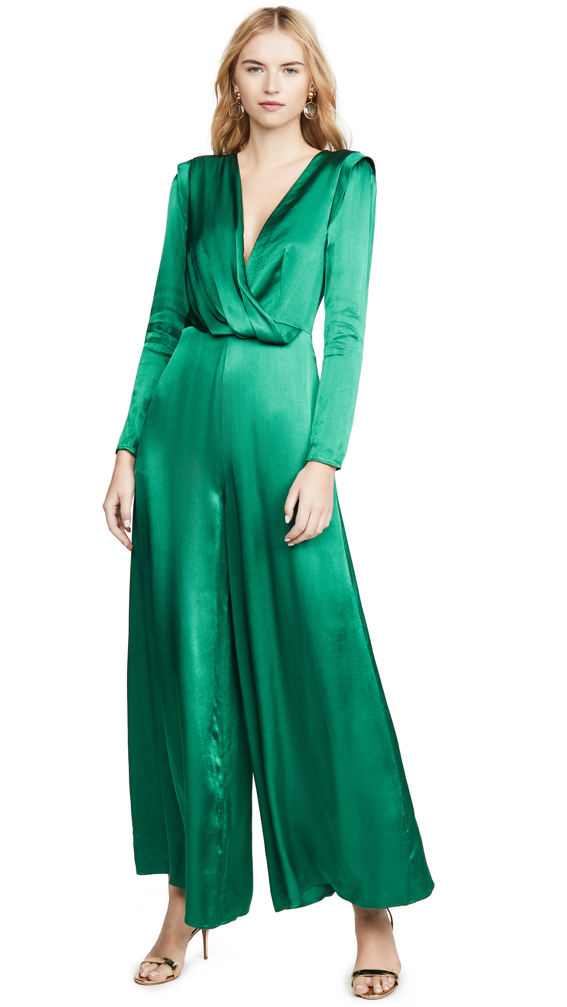 Buy Fame and Partners online - photo of Fame and Partners The Colocasia Jumpsuit