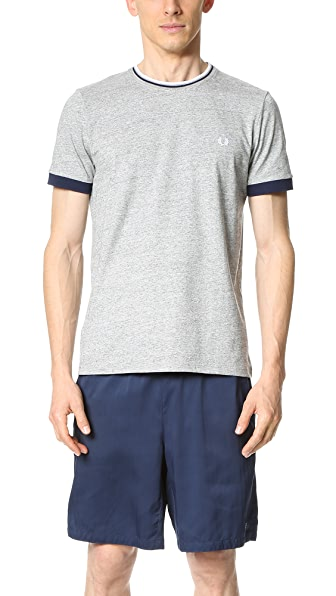 Fred Perry Tipped Ringer Tee
