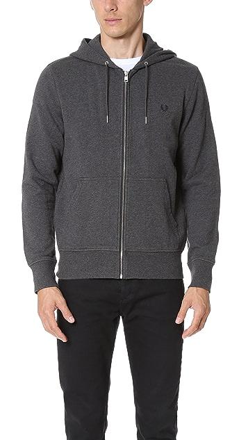 Fred Perry Hooded Sweatshirt