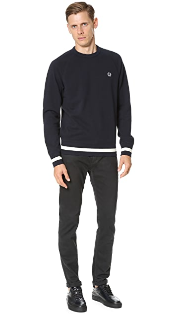 Fred Perry Sports Authentic Pullover