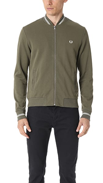 Fred Perry Bomb Neck Jacket