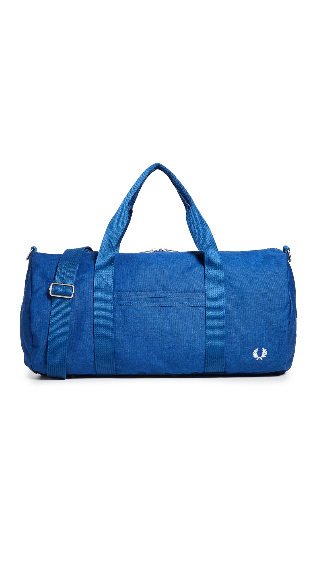 FRED PERRY | Fred Perry Branded Duffel Bag | Goxip