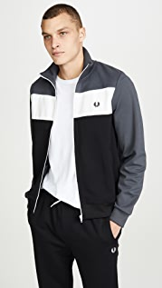 Fred Perry Colorblocked Track Jacket