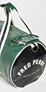 Fred Perry Color Block Classic Barrel Bag