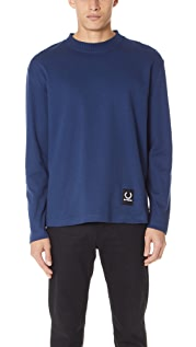 Fred Perry by Raf Simons Long Sleeve Jersey Shirt