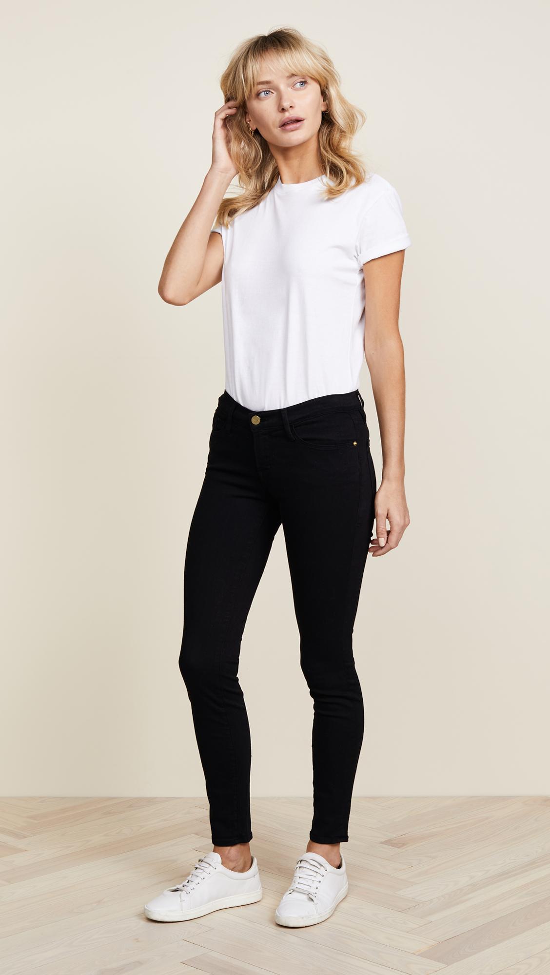 bdbe567e11a FRAME Le Color Skinny Jeans | SHOPBOP