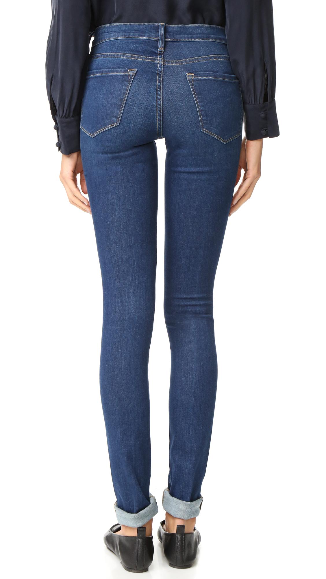 FRAME Forever Karlie Tall Skinny Jeans   SHOPBOP 92c4f007ef