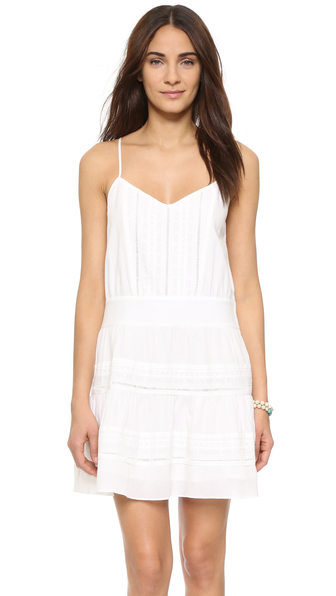 Frame Le Lace Tank Dress Shopbop Save Up To 25 Use Code