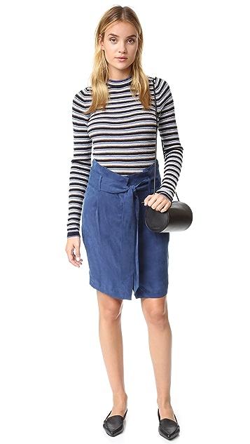 FRAME Le Pencil Skirt