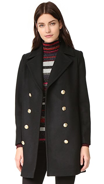 FRAME Nautical Peacoat