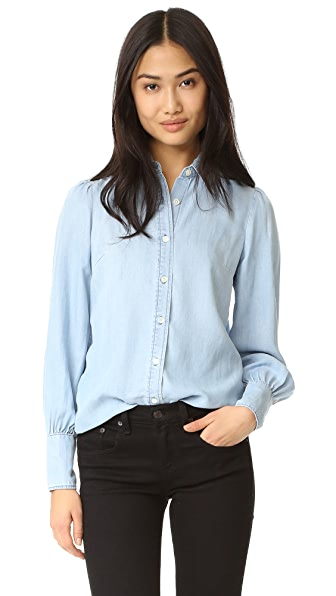 FRAME Button Down Shirt