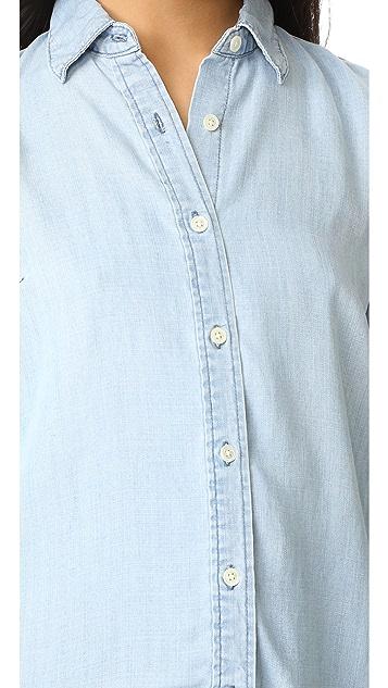 FRAME Button Down Shirt