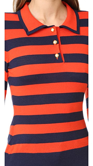 FRAME Rugby Stripe Sweater