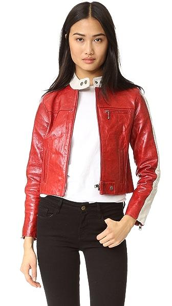 FRAME Racer Jacket at Shopbop