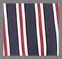 Navy & Brick Stripe